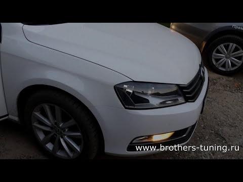 """Чехлы на Volkswagen Passat B7, серии """"Alcantara"""" - серая строчка"""