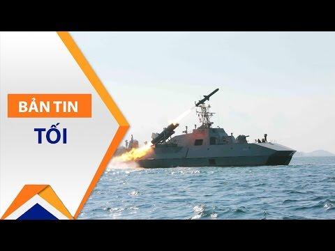 Triều Tiên cảnh báo đánh chìm tàu của Mỹ | VTC1 - Thời lượng: 91 giây.