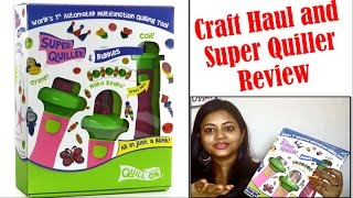 Nonton Super Quiller And Buddies Unboxing   Review And Demo    Mini Craft Haul Film Subtitle Indonesia Streaming Movie Download