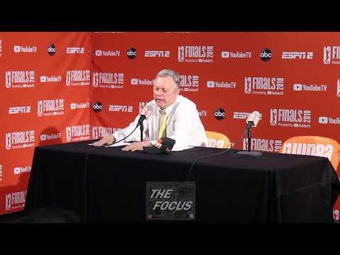 WNBA Finals Game 3 - Storm Post Game #WNBA #TheFocusTV
