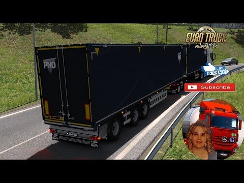 Trailer Walkingfloor Pack v2.1