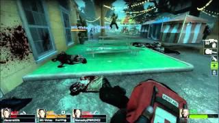 L4D2  Clan ProGamer  Feria Siniestra  Parte 2 Completa  Steam
