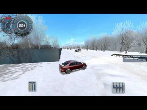 Мастерская серия учебный автосимулятор 2 зима