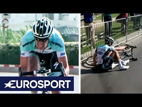 The Greatest Finish in Cycling History?   Tour of Turkey 2012 Stage 7 Highlights   Eurosport