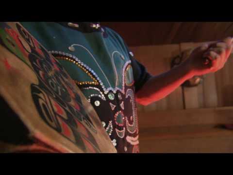 Still image from Kwakwaka'wakw: Tame Hamat'sa Dance