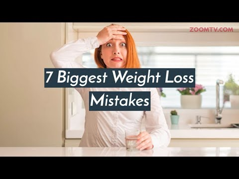 7 Mistakes people make during weight loss  Health & Fitness