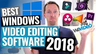 Video Best Video Editing Software for Windows 2018! MP3, 3GP, MP4, WEBM, AVI, FLV Desember 2018