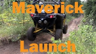 4. How To Launch A Can Am Maverick XRS 1000