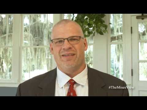 "The Mises View: ""Our Enemy The Fed""  Glenn Jacobs"