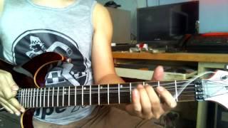 tutorial solo gitar - radja  - yakin