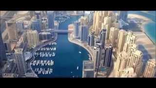 Dubaï vu du ciel : Waouh !