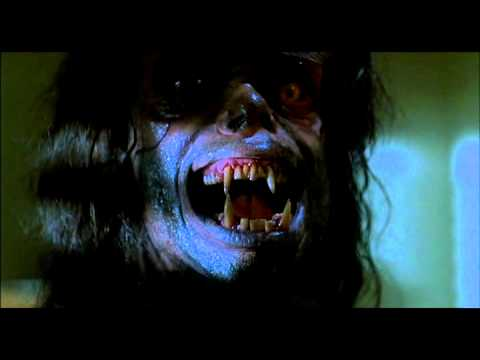 Turning into a werewolf - The Howling
