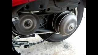 10. Honda Helix clutch