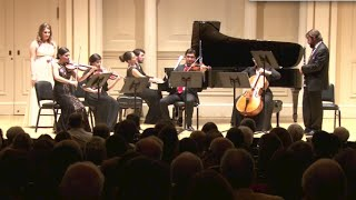 AGBU 2015 Performing Artists in Concert, at the Weill Recital Hall at Carnegie Hall