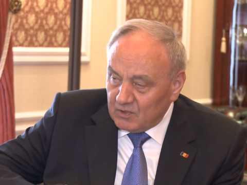 Președintele Nicolae Timofti a avut o întrevedere cu noul șef al Misiunii OSCE în Republica Moldova, Michael Scanlan
