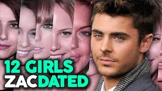 "Video 12 Girls Zac Efron Has ""Dated"" MP3, 3GP, MP4, WEBM, AVI, FLV April 2018"