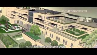 Saxum, konferenciaközpont a Szentföldön