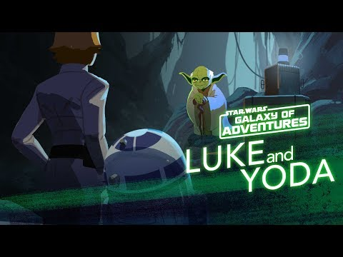 Yoda - The Jedi Master | Star Wars Galaxy Of Adventures