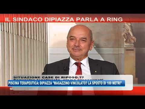 12/09/2020 - PISCINA TERAPEUTICA, DIPIAZZA: 'VINCOLO SUL MAGAZZINO? LA SPOSTO DI 100 METRI