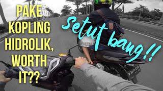 Pake Kopling Hidrolik, Worth It Gak Sih?! - #62 SETUT BANGG!! (Review Pemakaian 1 Tahun di Fu Gue)