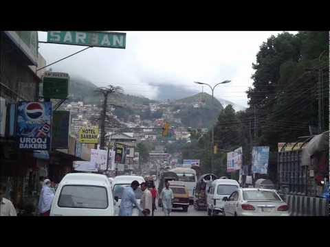 Beautiful video of Abbottabad - Abbottabad is a city located in the Hazara region of the Khyber Pakhtunkhwa province, in Pakistan. The city is situated in the Orash Valley, 50 kilometres (3...