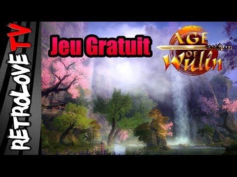 "Age of Wulin – MMORPG/F2P – "" très bonne surprise !"""