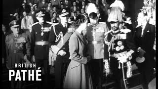 Selected Originals - Queen Greets Haile Selassie (1954)