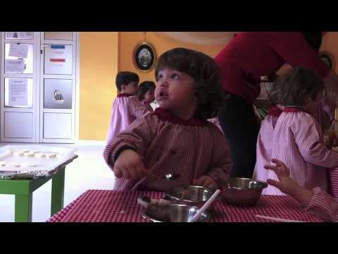 CANAPEZ EN LA ESCUELA INFANTIL EL BIBIO