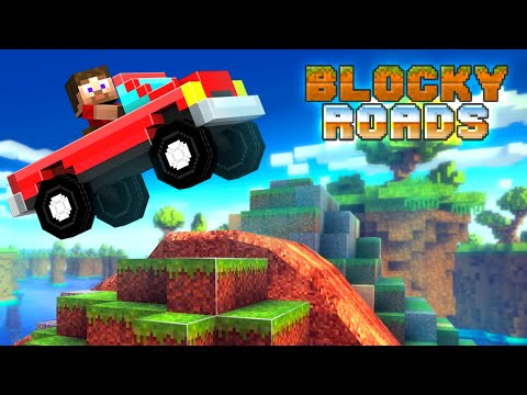 Video of Blocky Roads