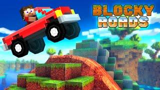 Blocky Roads YouTube video