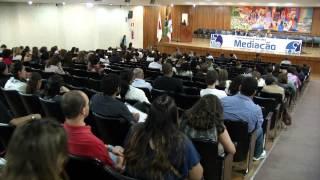 VÍDEO: Encontro discute importância das redes sociais para a solução de conflitos