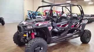 9. 2017 POLARIS RZR 4 900  EPS
