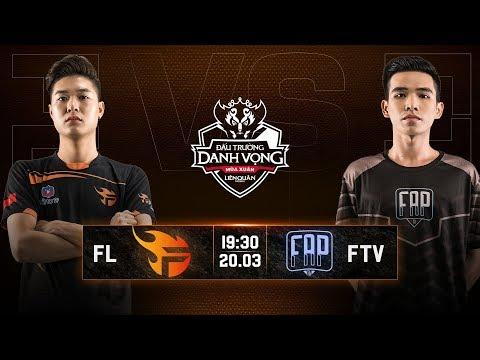 Team Flash vs FAPtv - Vòng 6 Ngày 1 - Đấu Trường Danh Vọng Mùa Xuân 2019 - Thời lượng: 1:06:22.