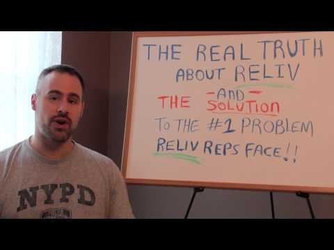 Home Business Ideas| The Truth About Reliv and The Solution to Reliv Success