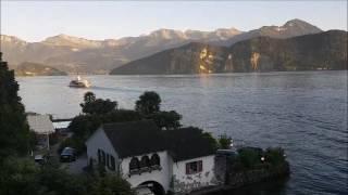 Spiez Switzerland  city photos : بلدة سبيز انترلاكن سويسرا Spiez city Switzerland