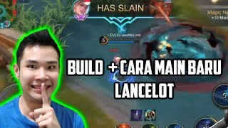 Video BUILD BARU + CARA MAIN BARU LANCELOT! MP3, 3GP, MP4, WEBM, AVI, FLV September 2018