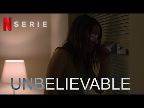 UNBELIEVABLE Trailer German Deutsch, Review, Hintergrund & Kritik der neuen Netflix Serie 2019