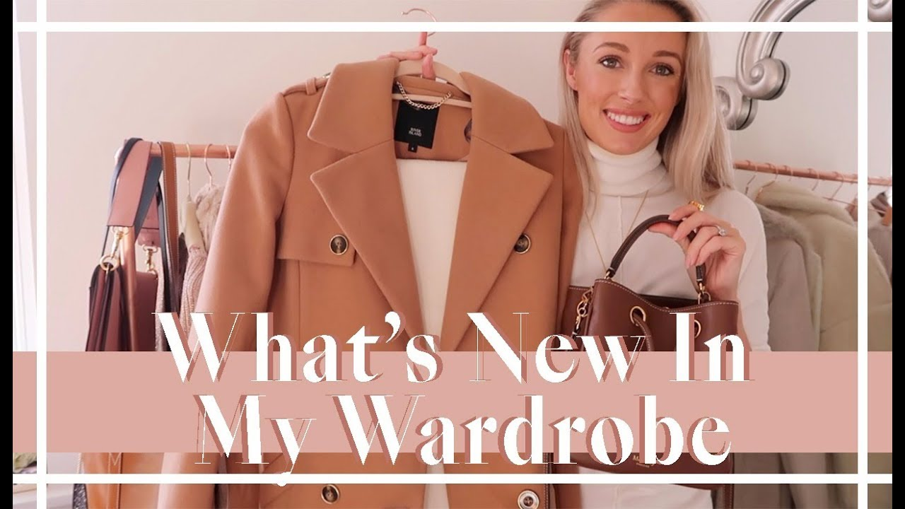WHAT'S NEW IN MY WARDROBE FOR 2019 // Fashion Mumblr