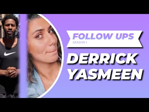 YASMEEN & DERRICK  | WHAT HAPPENED AFTER 6 HOUR MATCH?