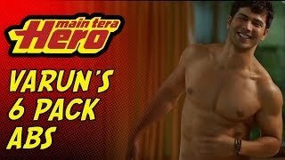 Hero Varun Ke 6 Pack Abs - Dialogue Promo 4 - Main Tera Hero