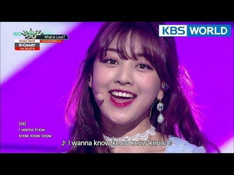 [Music Bank K-Chart] 3rd Week of April - EXO - CBX, TWICE (2018.04.20)