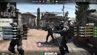 ESEA EU l F3 VS Team123 | bo1 l by @Jay_TB