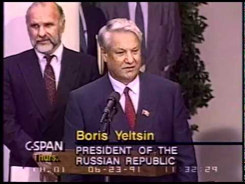 Внешняя политика России в 1990-е годы - Просмотр урока - Твоя история