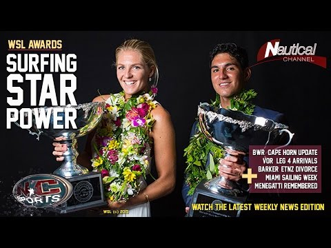 WSLAwards, BWR at Horn, VOR Leg4, Barker & ETNZ Divorce, Menegatti remembered