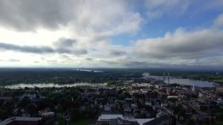 York (ME) United States  city photos : Portsmouth NH - Nubble Lighthouse York ME - DJI T600 www.wolfproduction.US