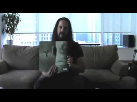 Dream Theater - John Petrucci On The Limited Edition Co
