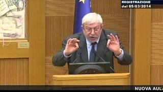 Costituzione e legge elettorale - On. Quartiani