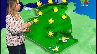 Retrouvez la météo du jeudi 25 avril 2019 de Canal Algérie