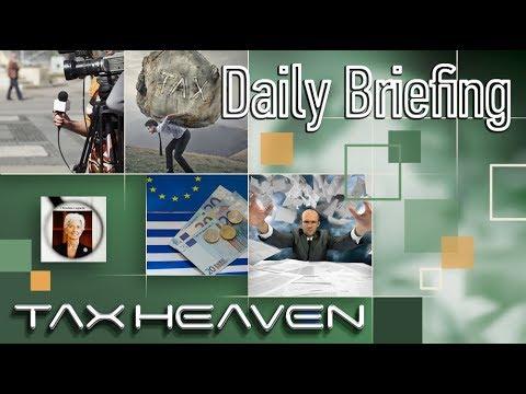 Το briefing της ημέρας (13.12.2017)