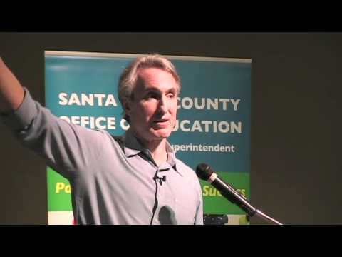 fat - Gary Taubes, a nationally known science writer, gives a lecture about obesity. The event was held at New Brighton School and was sponsored by the Santa Cruz ...